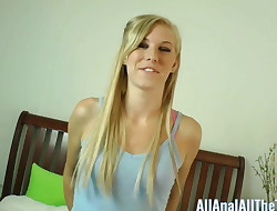 All-natural Teen Ella Woods Enjoys Getting Backside Ate at AllAnal