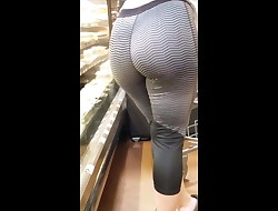 Phat Booty Buying Vegetables