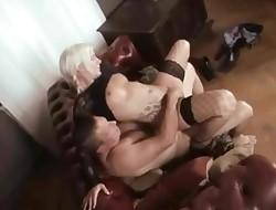 Blond German Teen Gets Fucked