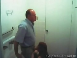 REAL TEACHER AND STUDENT CAUGHT ON HIDDEN CAMERA